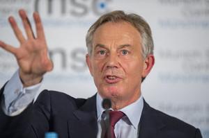 Tony Blair - courtesy of Wikipedia